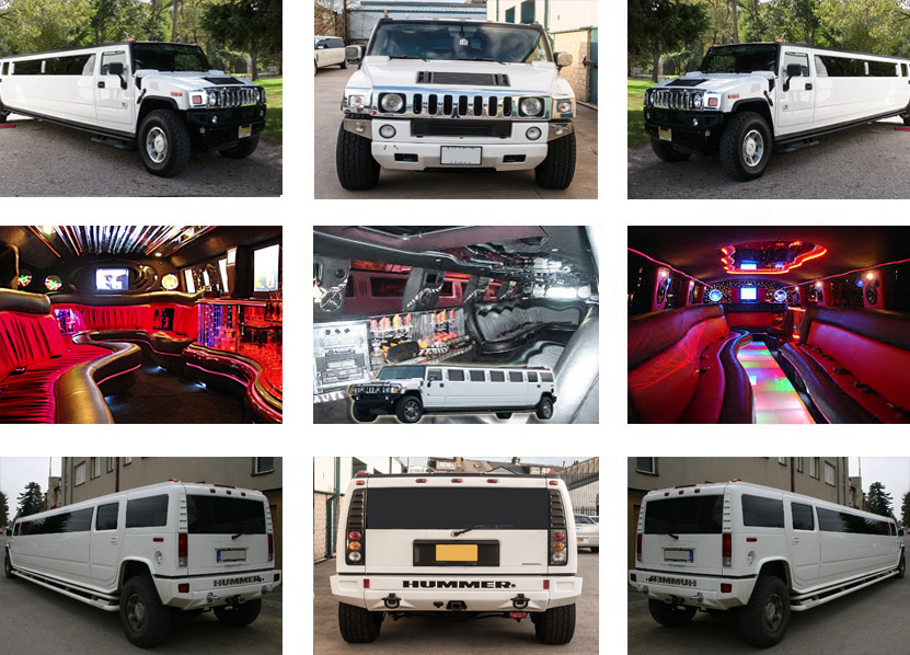 Hummer Limo Hire Oldham